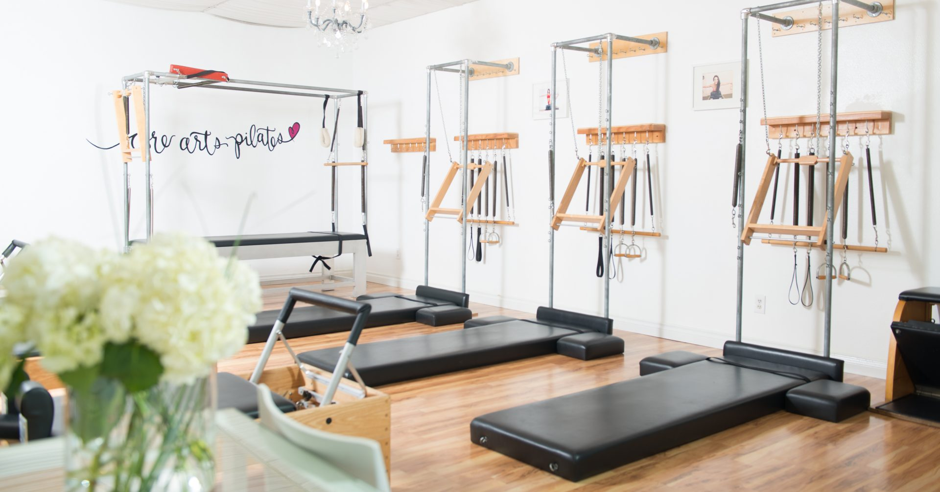The Reformer Class at Core Arts Pilates